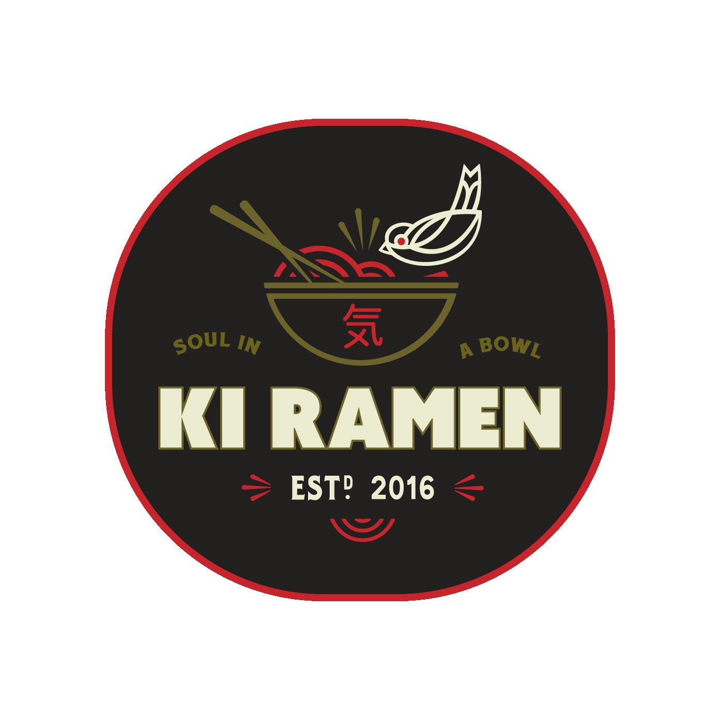 Ki Ramen Logo